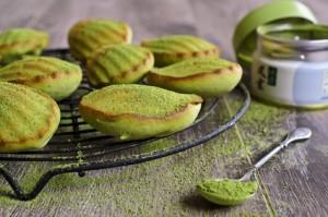 Matcha Cookies für Groß und Klein